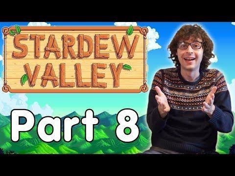 Stardew Valley - First Furnace  - Part 8