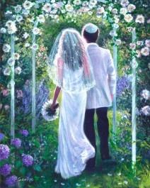 Just the Two of Us - Jewish Wedding: Jewish Weddings
