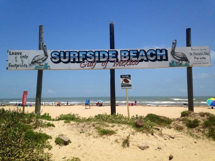 Surfside Beach in Surfside Beach, TX