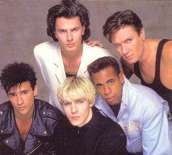 Duran Duran still love 'em :)
