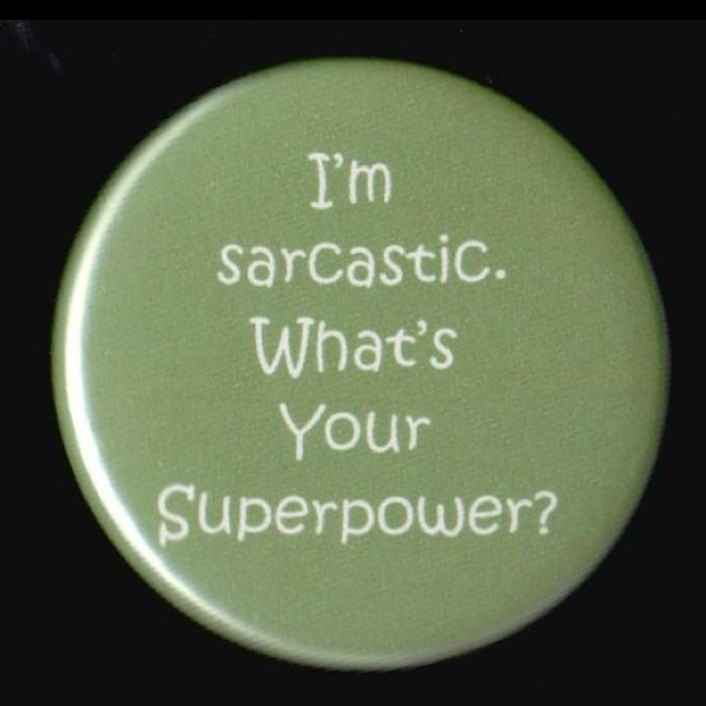 Maybe I need a button like this ...