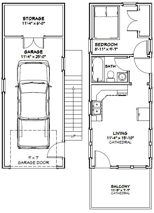 1330 best Plans images on Pinterest Small houses, House floor - copy garage blueprint maker