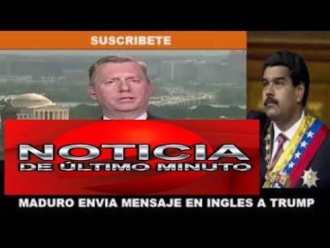 NOTICIAS DE ULTIMA HORA DE VENEZUELA HOY 28 DE JULIO 2017, MADURO ENVÍA MENSAJE EN INGLES 28 JULIO - VER VÍDEO -> http://quehubocolombia.com/noticias-de-ultima-hora-de-venezuela-hoy-28-de-julio-2017-maduro-envia-mensaje-en-ingles-28-julio    Ultimas noticias de Venezuela el presidente Maduro en cierre de campaña arremete contra Santos y Trump incluso se atrevió a mandar mensaje a  en un muy mal ingles Créditos de vídeo a Popular on YouTube – Colombia YouTube ch