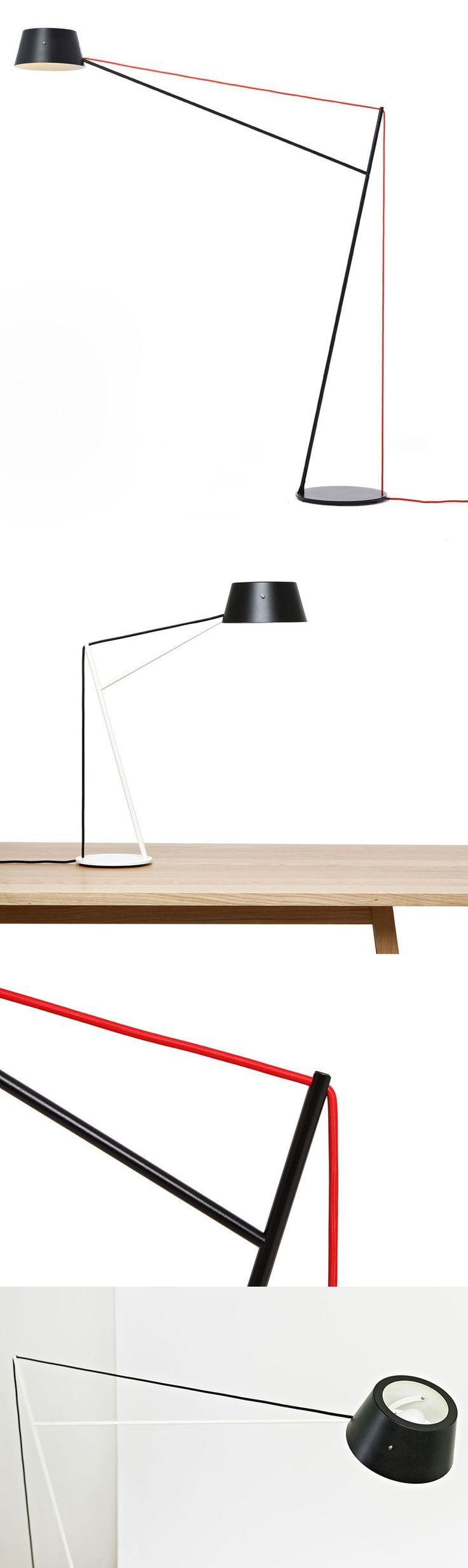 Table lamp vs desk lamp - Lighting Design Spar Light By Jamie Mclellan For Resident Modern Table Light