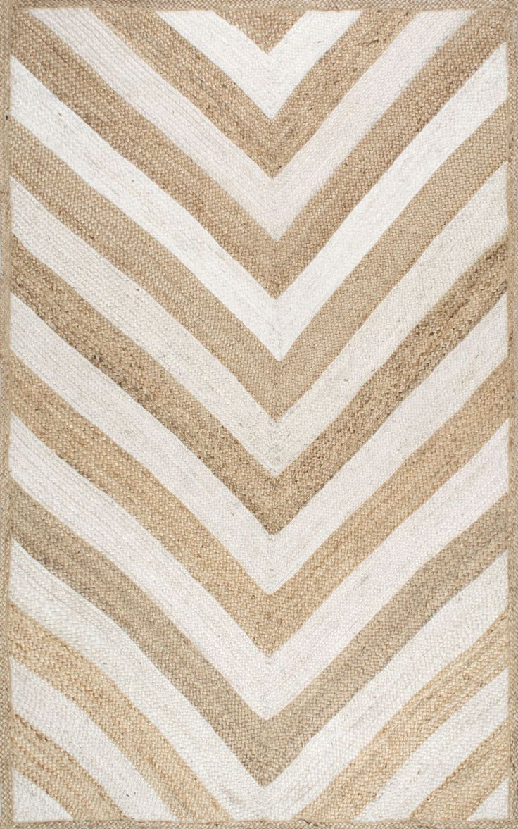 best rugs images on pinterest  area rugs fringes and jute rug - mauijute chevron jt rug