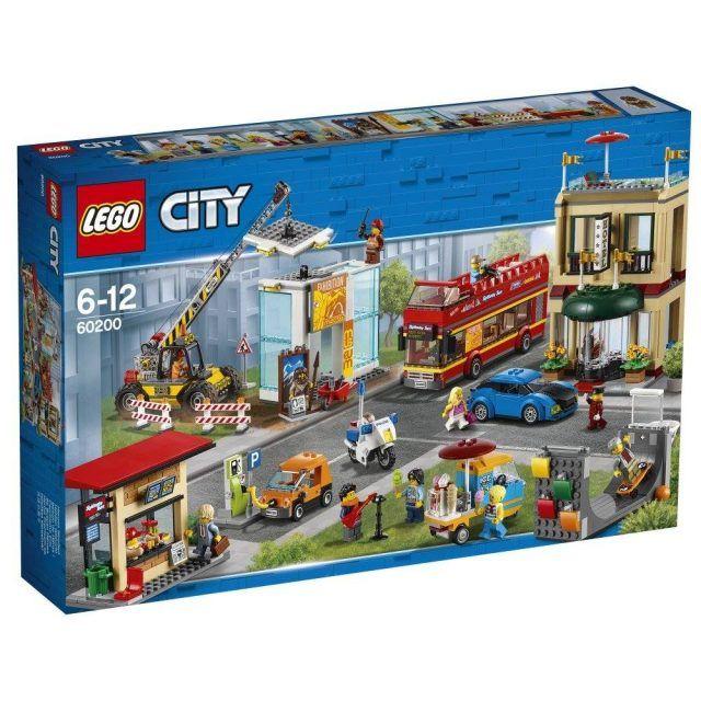 Massive Lego City 60200 Capital Set Revealed News The Brothers Brick Lego City Lego City Sets Lego City Police