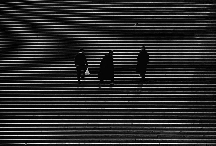 Triad, Paris 2000br/ 40,6 x 50,8 cmbr/ Silver Gelatin Printbr/ Signiert, nummeriert, betitelt verso