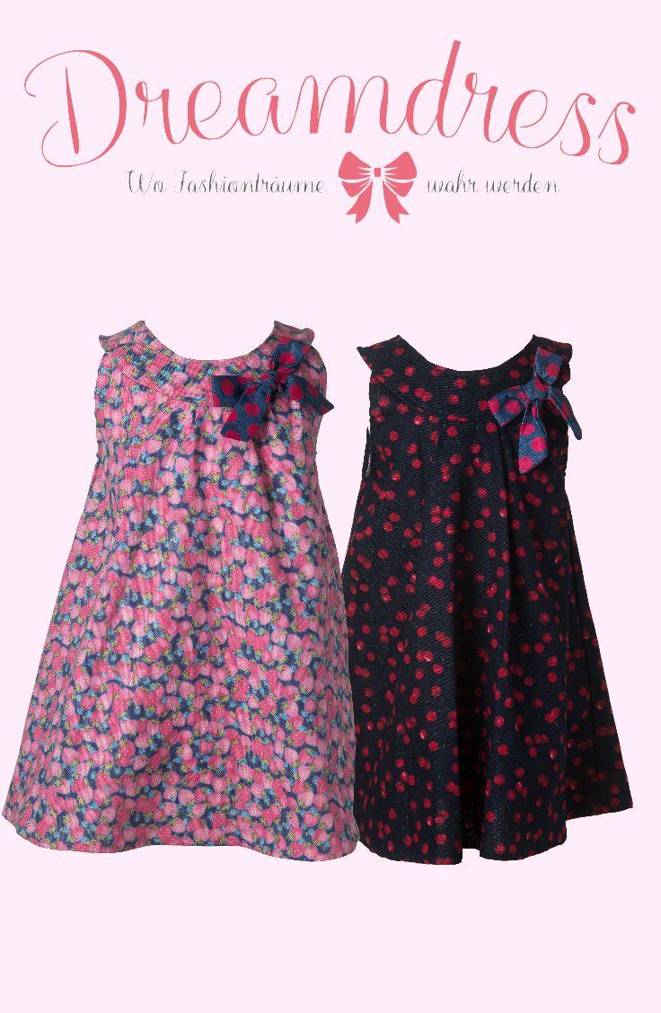Tolle Mädchenkleider aus Baumwolle! Jetzt online bei Dreamdress.at