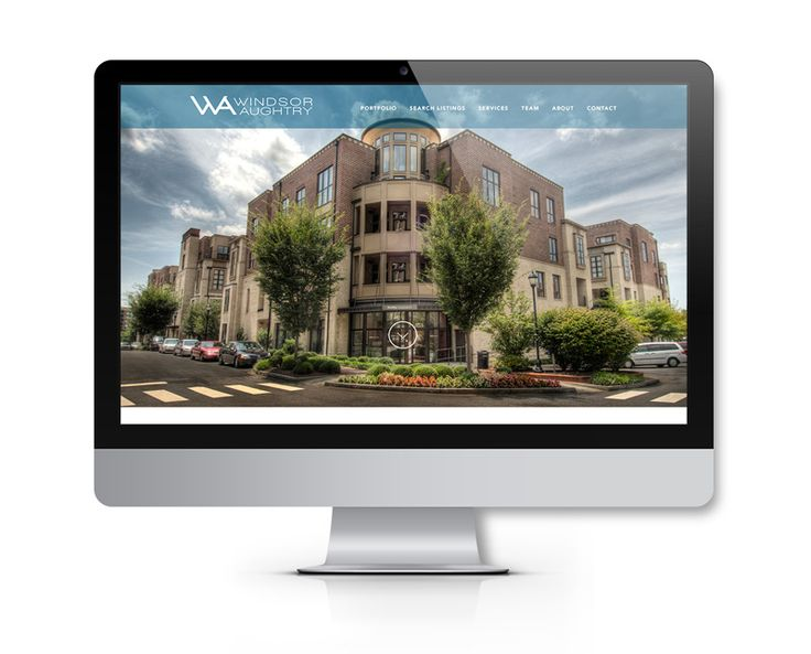 Windsor Aughtry New Website Design with Wordpress Backend