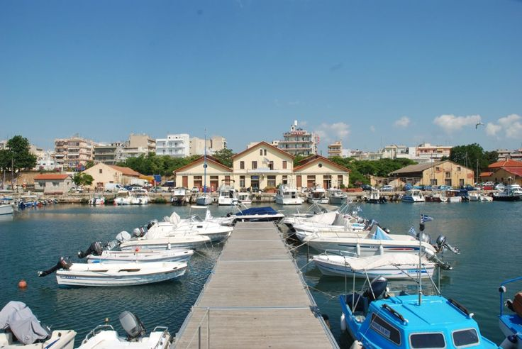 Potential for Alexandroupolis Port, Tender in the Fall.