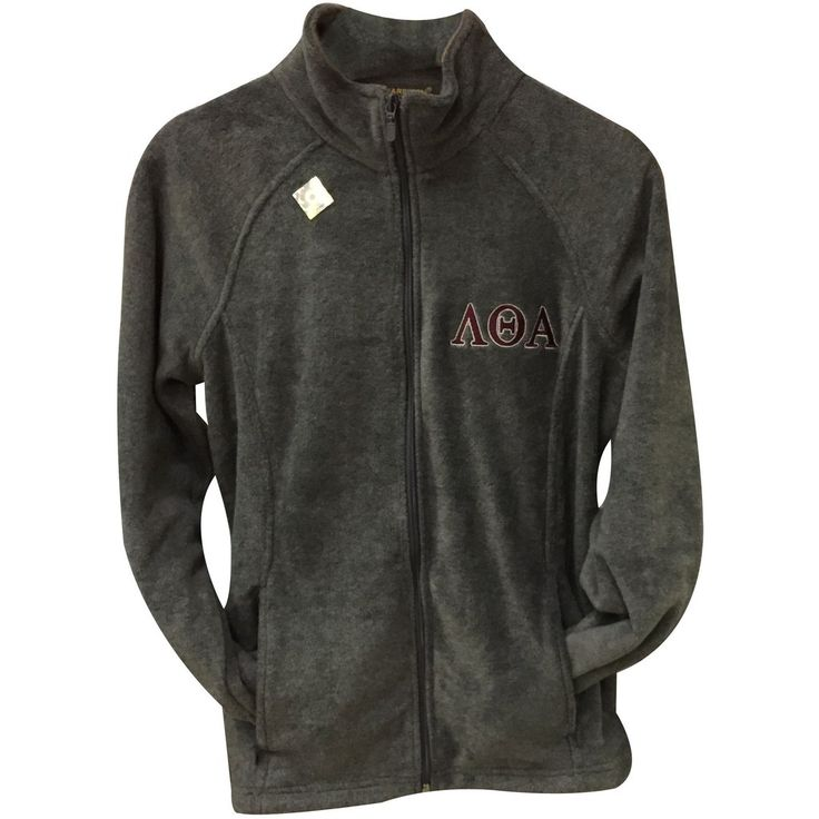 Lambda Theta Alpha Zip Fleece