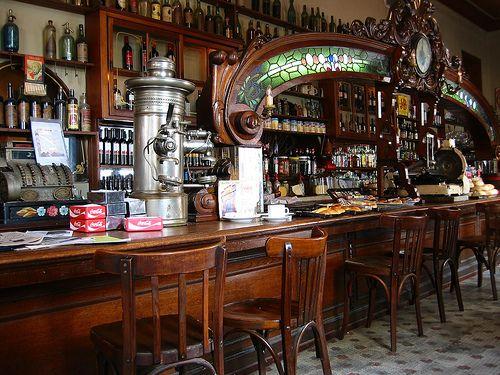 Bar El Federal Buenos Aires, Argentina