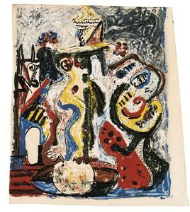 sin título 22 - (Jackson Pollock)