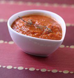 Sauce tomate napolitaine - Recettes de cuisine Ôdélices
