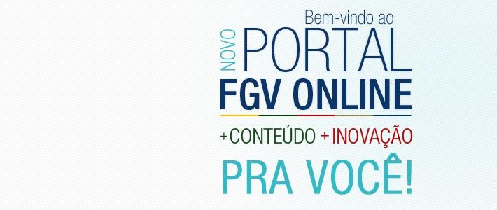 Portal FGV Online