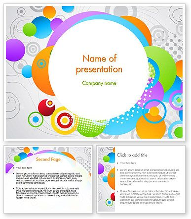 http://www.poweredtemplate.com/12089/0/index.html Abstract Colored Circles…