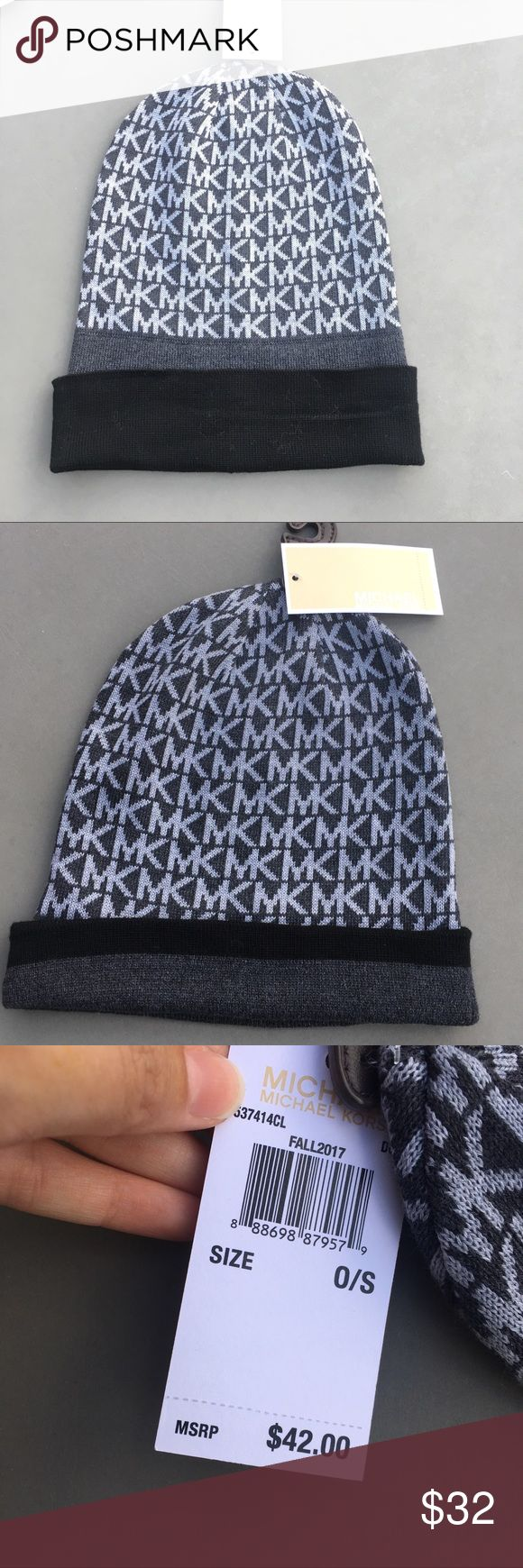 Authentic Michael Kors Beanie Winter Hat NWT Selling an authentic Michael Kors beanie. Great for winter and fall! Wonderful gift or Christmas present idea! I️ also have the matching scarf available! Bundle to save! No trades MICHAEL Michael Kors Accessories