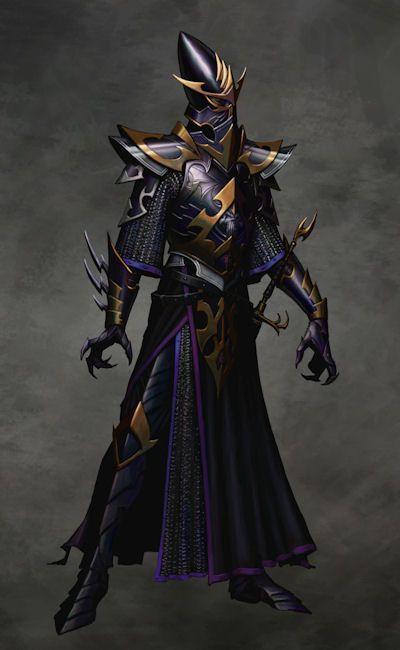 Hope we see something like this when the Dark Elves get their update...
