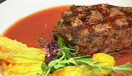 Herbed Beef Tenderloin from P. Allen Smith's Kitchen: Food Recipes, Beef Delicaci, Olives Oil, Beef Tenderloins, Beef Dishes, Fabulous Food, Delight Food, Delicious Food, Recipes Repetoir