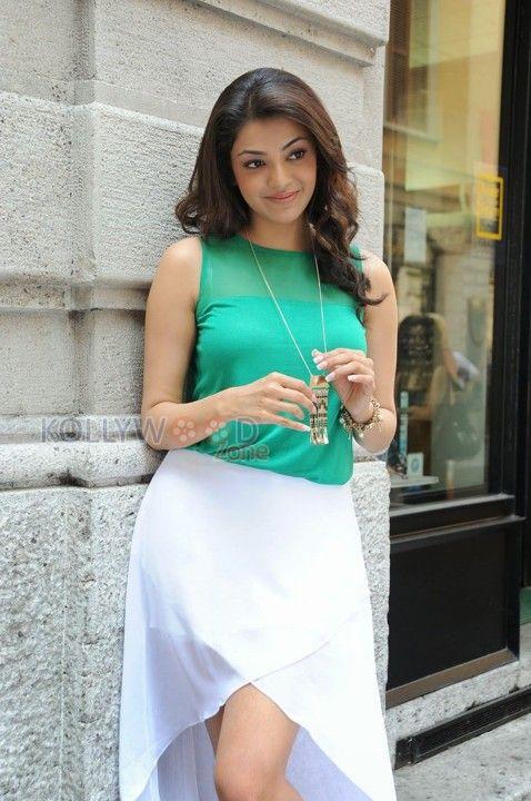 Actress Kajal Agarwal