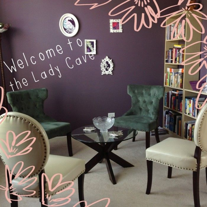 Welcome to the Lady Cave: Library, Before and After / Want.