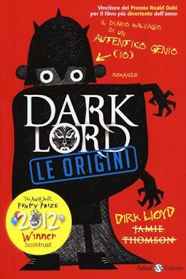 Epiche vicissitudini di un Oscuro Signore delle Tenebre intrappolato nel corpo di un ragazzino di undici anni