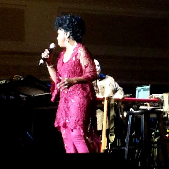Gladys Knight performed on Saturday at Horseshoe Southern Indiana