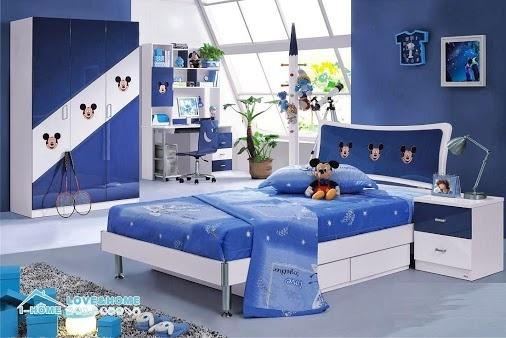 Ideas para la decoracion del hogar comunidad de for Alcobas infantiles