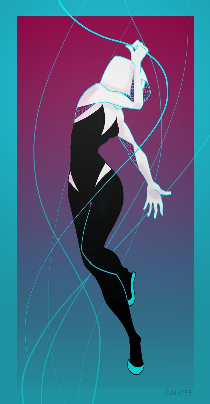 Spider-Gwen •saliechelon255