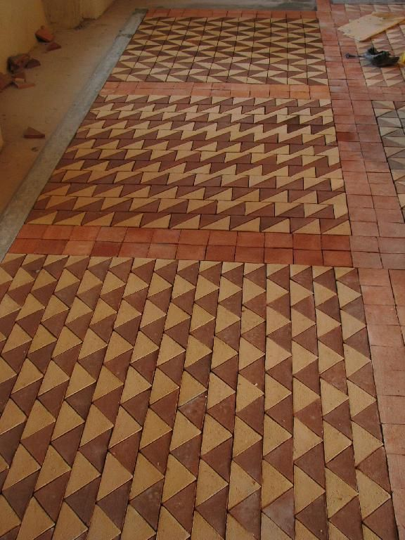 17 best ideas about carrelage terre cuite on pinterest for Parefeuille carrelage