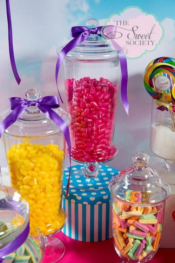 Candy Jar Decorations 30 Best Candy Jar Ideas Images On Pinterest  Candy Jars Candy