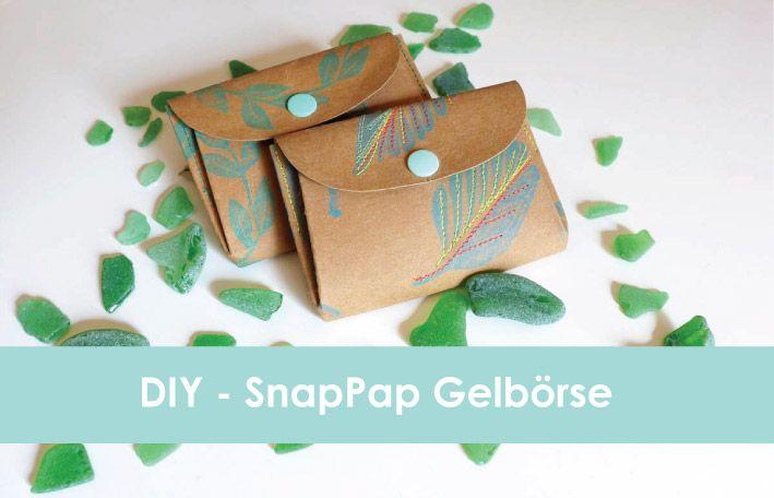 Projekte aus SnapPap - Teil 2 + Schnittmuster
