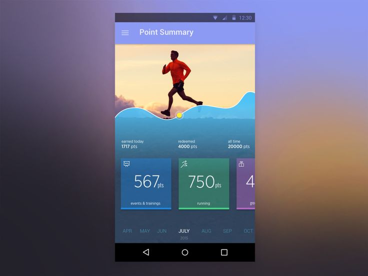 Point Summary by Vivek  —  The Best iPhone Device Mockups → store.ramotion.com