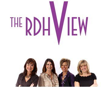 """About the cast of """"The RDH View"""" - rdhu's popular evening talk and entertainment program, featuring a team of dynamic women of different ages, experiences and backgrounds discussing the most exciting events of the dental hygiene profession an women's issues."""