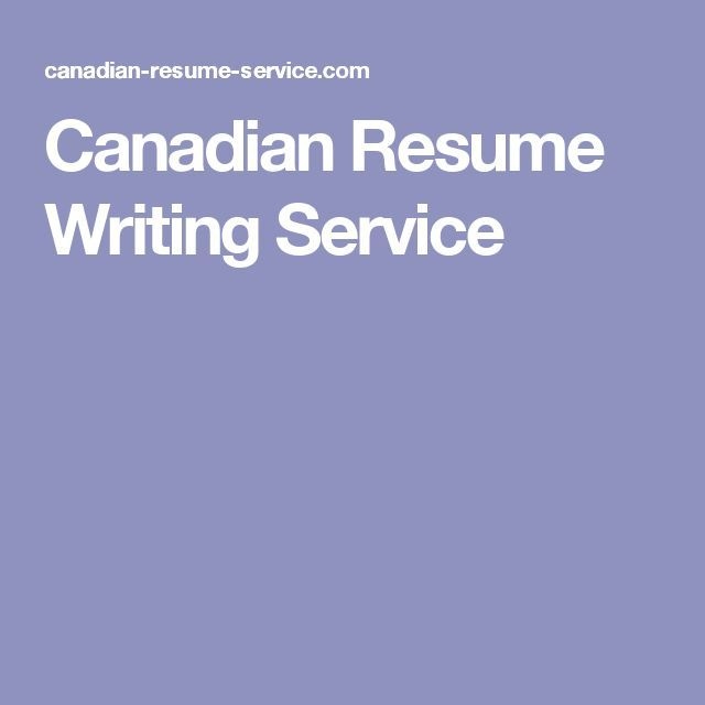 New Awards – Canadian Executive Resume Writer