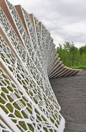 91 best images about fence design on pinterest for Surface design landscape
