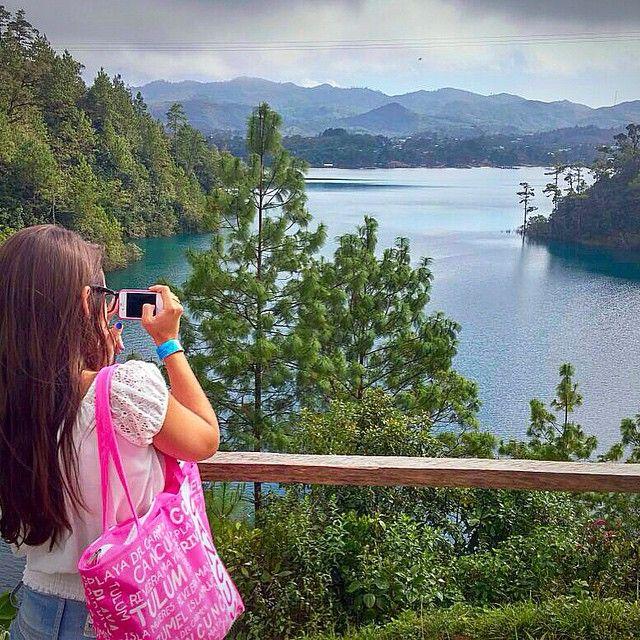 Lagunas de Montebello Chiapas - Disfrútalas en Grupo viajando por Transpais Turismo #RentaUnAutobus y #ViveViajando