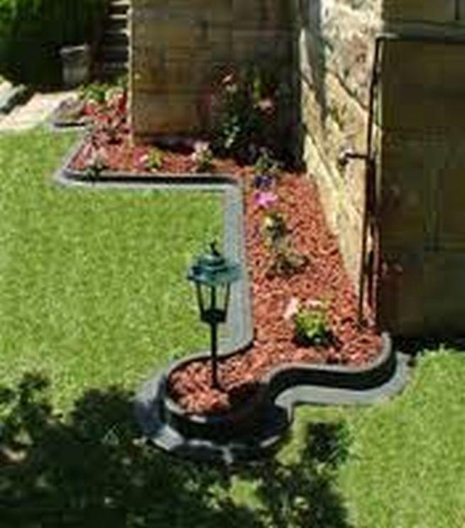 A Better Alternative In The Form Of Plastic Garden Fencing: Plastic Garden  Edging ~ Virtualhomedesign