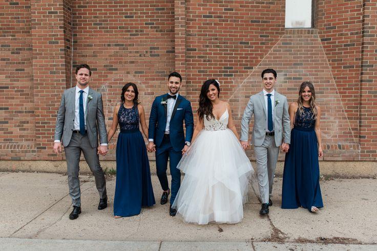Michelle Benji Edmonton Wedding Downtown Wedding Gorgeous Wedding