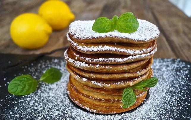 Kostblog: Pandekager med smag af jul