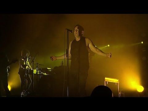 Nine Inch Nails Releases 90-Minute Tension 2013 Concert on YouTube