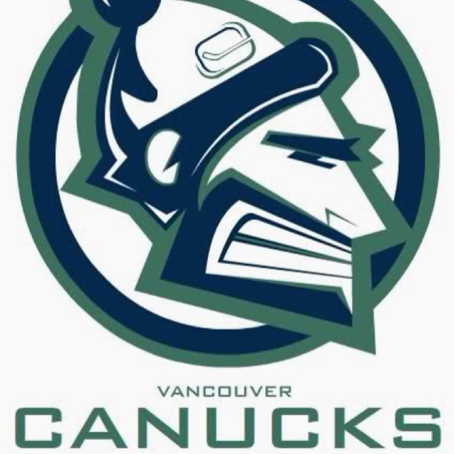 Vancouver Canucks Logo. love this.