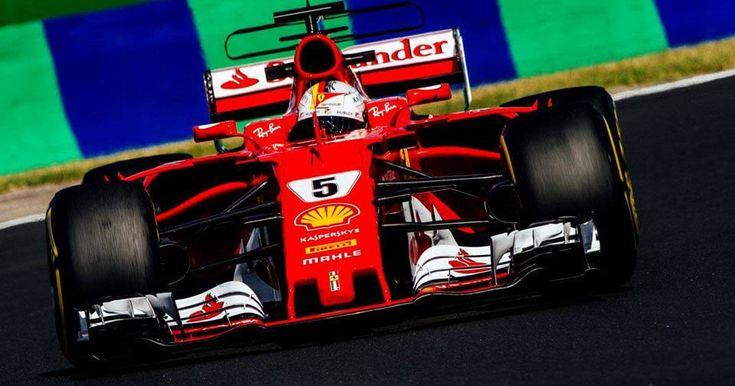 Ferrari To Unveil 2018 F1 Car On February 22 #F1 #Ferrari