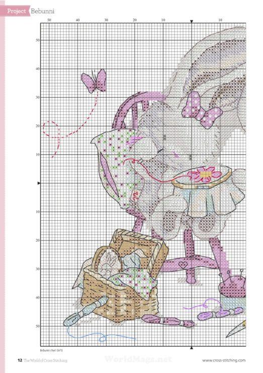 Gallery.ru / Фото #10 - The world of cross stitching 233 - tymannost