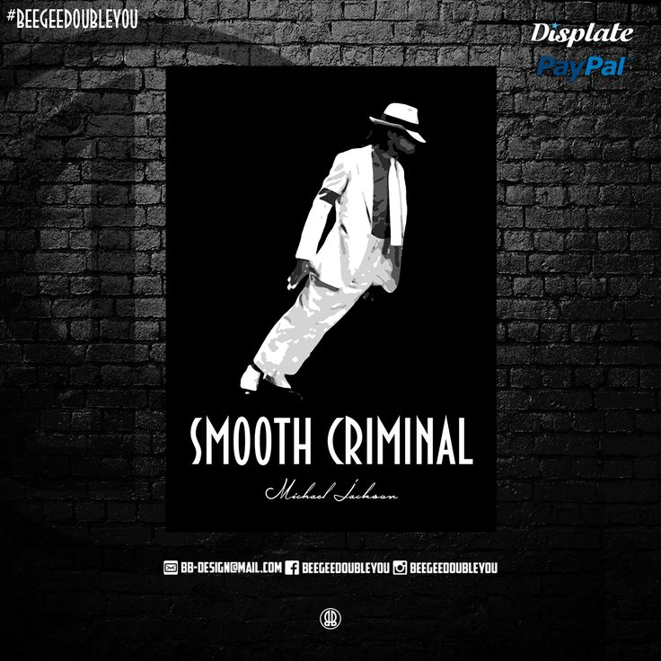 Smooth Criminal on Poster! @Displate  #black #popart #collection #studio #hiphop #quotes #hiphopart #tyga #mancave #wizkhalife #discount #snoopdogg #awesome #thegame #biggiesmalls #movies #displate #tupacshakur #geeks #displates #quote #posters #hiphop #future #worldstar #movie #fanart #sayings #hiphoplegends #urban #natedogg #hiphopheads #hiphophead #hiphopquotes #dmx #westcoast #eastcoast #50cent #machinegunkelly #kendricklamar #stoney #420 #drake #rap #street #designs #michaeljackson #mj