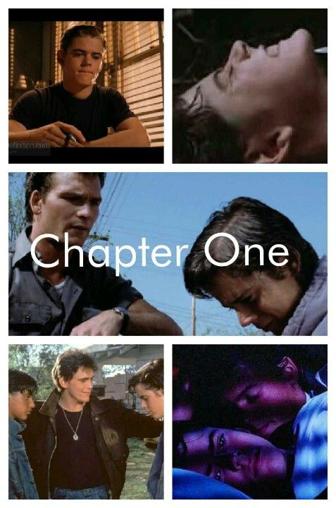 Chapter one of the outsiders