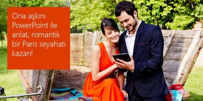 """Microsoft """"PowerPoint ile Anlat"""" yarışmasını duyurdu !"""