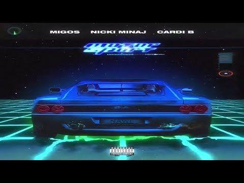 Migos, Nicki Minaj, Cardi B - MotorSport  Pictures