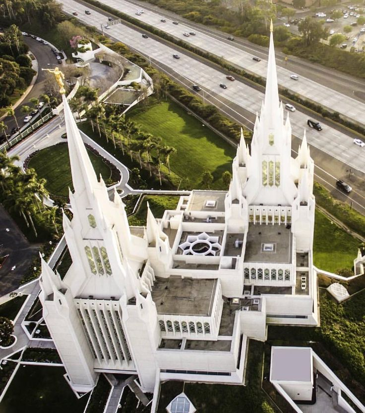 San Diego, California Temple