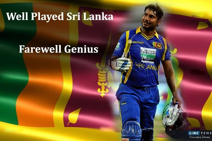 Congratulations to Team Sri Lanka, for putting up some extraordinary performance. You deserve the trophy in true sense.  Farewell Kumar Sangakkara , what a great way to complete a great Journey.  Thank you all for participating in Spot the Linc Twin Pen Commercial Contest. We will be announcing the winners shortly. Keep visiting our Facebook page for more such exciting contests and attractions!!
